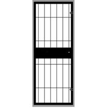 Puerta Reja A Medida - Varios Diseños