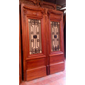 Puerta Antigua Cedro Reciclado Atelier Carpinteria