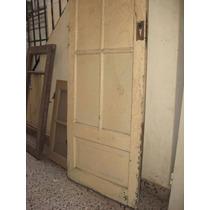 Para nuestra familia puertas de madera usadas for Puertas usadas de madera