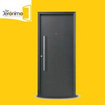 Puerta Exterior Oblak Linea Primma Plus Grafito 1700 70 Cm