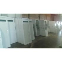 Puerta Aluminio Reforzada 36 Mm0,80x2,00 Directo Fabrica !!!
