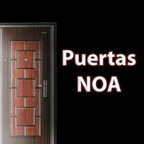 Puertas Blindadas Máxima Seguridad - Puertasnoa