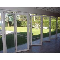 Puertas Plegadizas De Aluminio