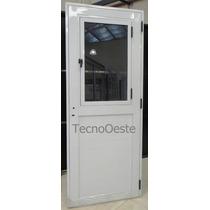 Puertas de aluminio precios aberturas en pisos paredes for Puertas pisos precios