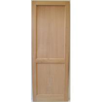 Puerta Interior Maciza En Cedro 0.60 X 2.00 -fabrica-