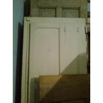 Puerta Antigua Doble Hoja Interior Permuto Cable Del 6