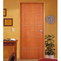 Puerta Placa 70/10 Cedr Linea 2006 Inserto Aluminio Gromanti