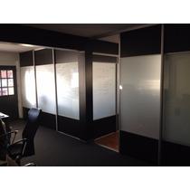 Divisor Ambiente (no Durlock) Oficinas Vidrio Pizarron