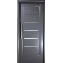 Puerta Inyectada Nexo Premium 80x200 Cm Derecha Style Barral