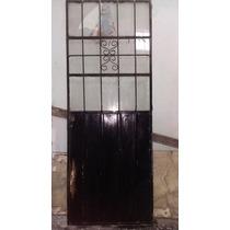 Puerta De Chapa Con Marco