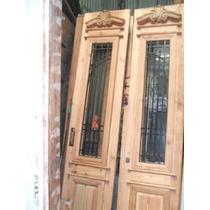 Puerta De Frente De Pinotea Antigua