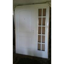 Puerta De Frente Oblak De Doble Chapa Inyectada Con Portada