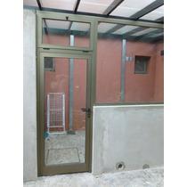 Abertura / Ventana / Cerramiento De Aluminio Modena