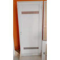 Puerta De Aluminio 25mm Y 36mm Lisas Y Acanaladas