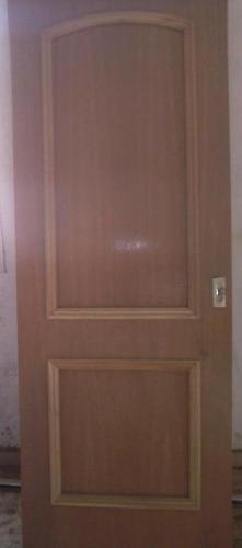 Aberturas Puertas Placa Cedro Marco De Chapa (envio Propio)