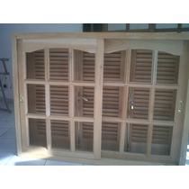 Postigos de madera para ventana aberturas ventanas en for Mercadolibre argentina ventanas de madera