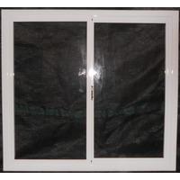 Ventana De Aluminio De 100 X 090 Vidrio Entero Rueda Ruleman