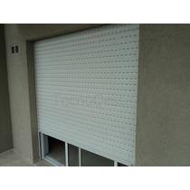 Puerta Ventana Balcon Aluminio Blanco 200x200 C/guia Cortina