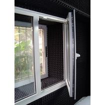 Ventana doble vidrio aberturas ventanas en pisos for Ventanas de pvc doble vidrio argentina