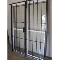 Puerta Reja Balcon 150x200