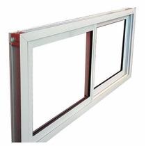 Abertura Ventana Aluminio Blanco Corrediza 1.20x0.40