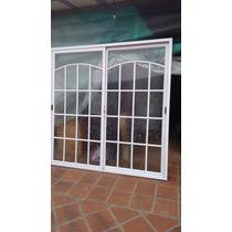 Puerta Balcon De Aluminio