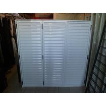 Postigon Aluminio Blanco 150x110