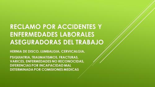 Abogado Laboral - Trabajo En Negro - Despidos - Liniers
