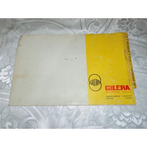 Antiguo Catalogo De Repuesto Gilera 150 200