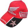 Gorra Honda Racing Repsol Bordada