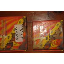 Kit Corona, Cadena Y Piñon Yamaha Crypton 105