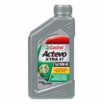 Aceite Castrol Actevo X-tra 4t 10w40 Semi Sintetico