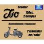 Manual De Desarme Y Mantenimiento Motoneta Iso Milano 150cc.
