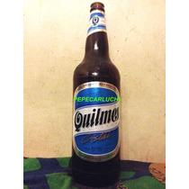 Envase Batella Retornable Vacio Cerveza Chupe Quilmes Brama