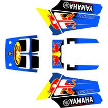 Calcos - Graficas Kit Completo Yamaha Banshee 350
