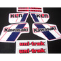 Calcos Kawasaki Klr 600