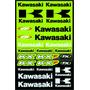 Calcos Kawasaki Kx - Kxf Kit Universal