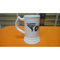Chopp De Cerveza Ceramica De 500 Cc De Honda Tornado