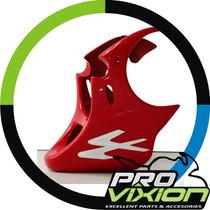 Quilla Sport Bajaj Rouser 135 - Exclusivo Pintado - Rojo