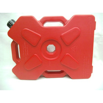 Bidon Combustible Moto Cuatri 4x4 Jeep - 8.5 Lts Extra Chato