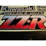 Calcos Kawasaki Zzr 250 Kit Completo Varios Colores