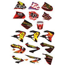 Calcos Honda Xr 200 , 250 , 400 ,600