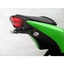 Kawasaki Ninja 250 Nuevo Porta Patente Con Led Unico