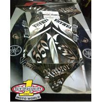 Kit De Calcos One Para Yamaha Raptor 350