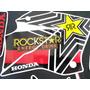 Calcos Honda Xr 125 - Honda Bross Kit Completo Rockstar