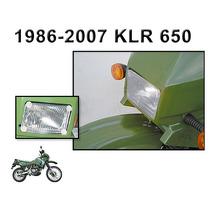 Klr 650 1986 Al 2007 Cubre Protector De Optica