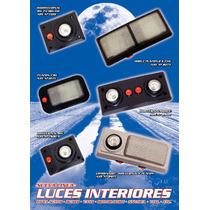 Luz Interior Para Auto,cabinas,minibus,furgon,rodante,bus