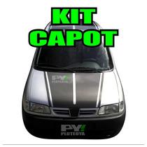Calco Partner Berlingo Ploteo De Capot * Peugeot Citroen