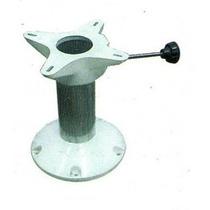 Base Giratoria Para Butaca 60 Cm Aluminio - Todo En Náutica!