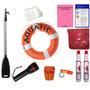 Combo Seguridad Embarcaciones Con Cabina - Aquabumps